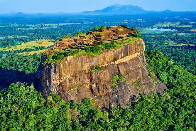 Sigiriya and Dambulle Cave Temple One Day Tour