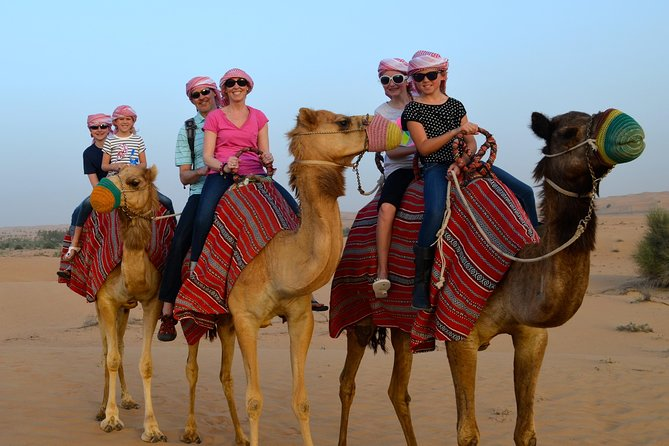 Camel Trekking and Morning Safari with Sand Boarding photo 13