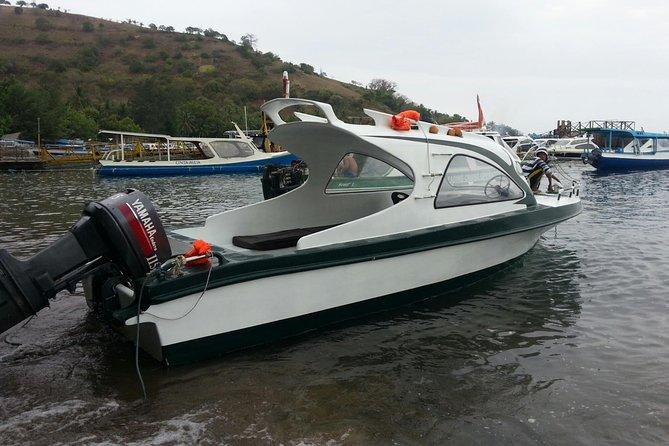 Transfer to Gili Trawangan/ Gili Meno/ Gili Air ( Private Car & Speedboat )