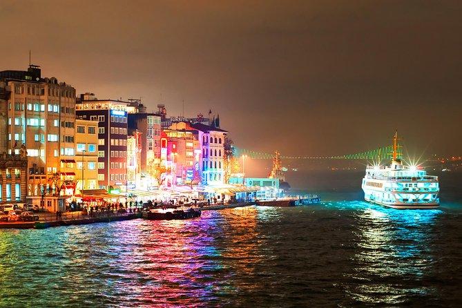 Bosphorus Dinner Cruise with Live Performance