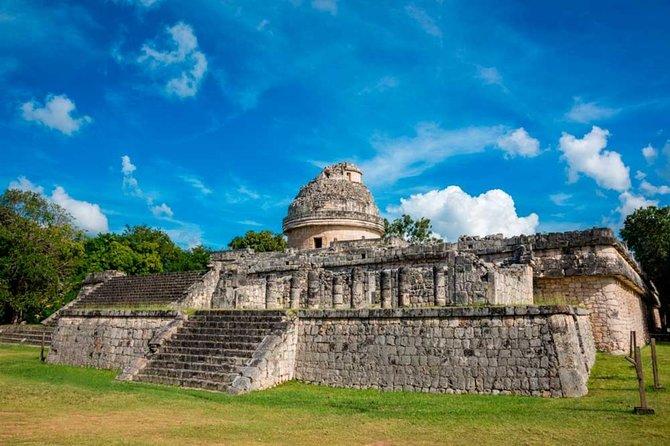 Chichen Itza, Cenote & Valladolid Tour