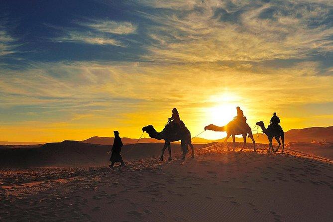 2 Days Luxury Desert Tour from Marrakech To Zagora