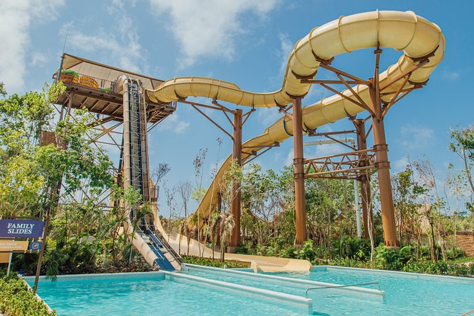 Skip the Line: Ticket to the Newest, Most Amazing Aquatic Attraction in Cancun