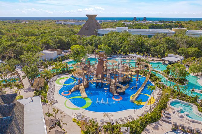 Newest Luxury Water Park in Cancun and Playa del Carmen
