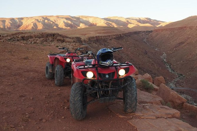 3-Day Guided Quad Tour - Ounila Valley Quad & Camp photo 1