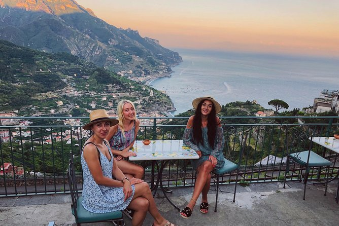 Full Day Positano, Amalfi and Ravello Tour with a Driver