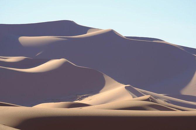 PRIVATE: Authentic SAHARA DESERT: 3 Days 2 Nights OUARZAZATE - ZAGORA - MHAMID