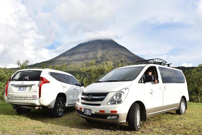 San Jose Airport Private-Ground Transfer to La Fortuna,Arenal Volcano Costa Rica