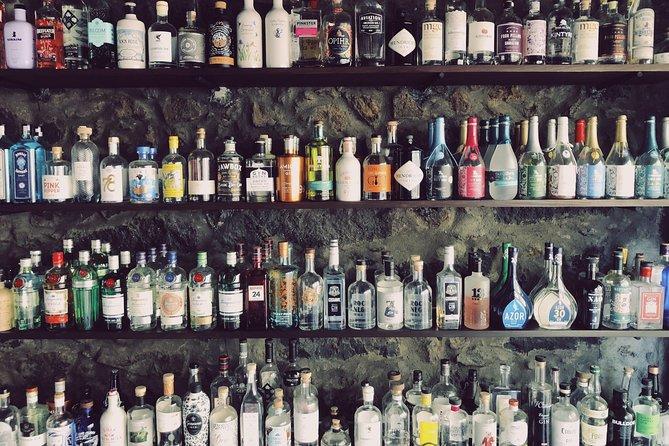 Azorean & Portuguese Gin Tasting Masterclass