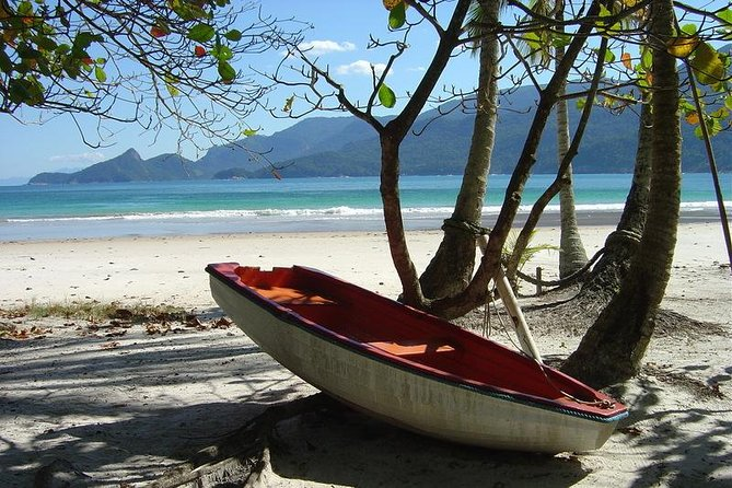 LOPES MENDES BEACH - Boat and trekking - Ilha Grande