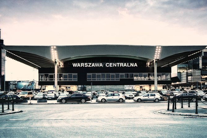 Private Warsaw Railway Station One Way Transfer