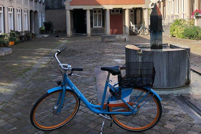 Guided Liège Bike Tour