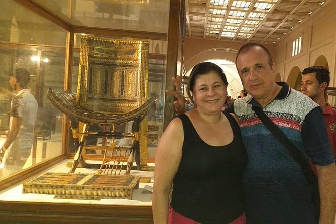 Private tour to Egyptian Museum, Citadel & Mohamed Ali Mosque