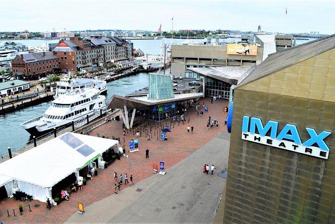 Billet pour le théâtre Simons au New England Aquarium