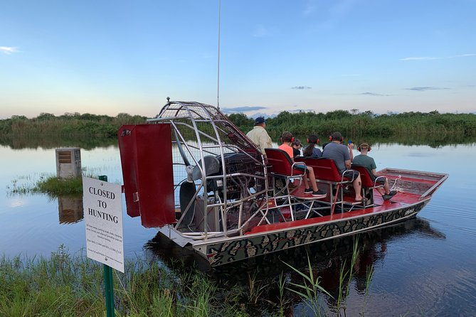 Airboat Tours Fort Lauderdale photo 18