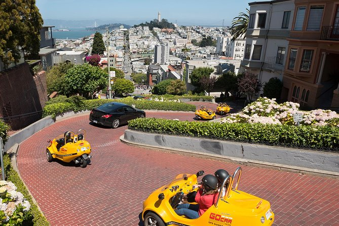 San Francisco ALL DAY SPECIAL GoCar Tour