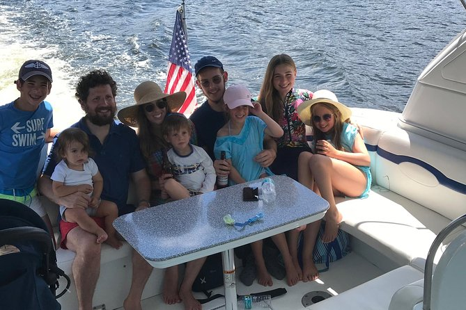 4-Hour Charter of 48-Foot Luxury Yacht from Sunny Isles Beach