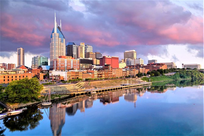 Discover Nashville City Tour with Admission to Two Attractions