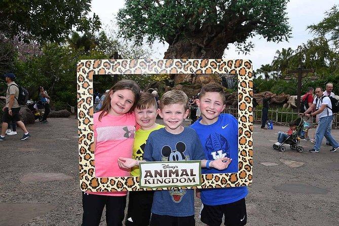 Disney Animal Kingdom Private VIP Tour