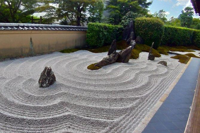 Kyoto's culture compact with the expert: Kimono, Zen, Sake (Wednesdays)