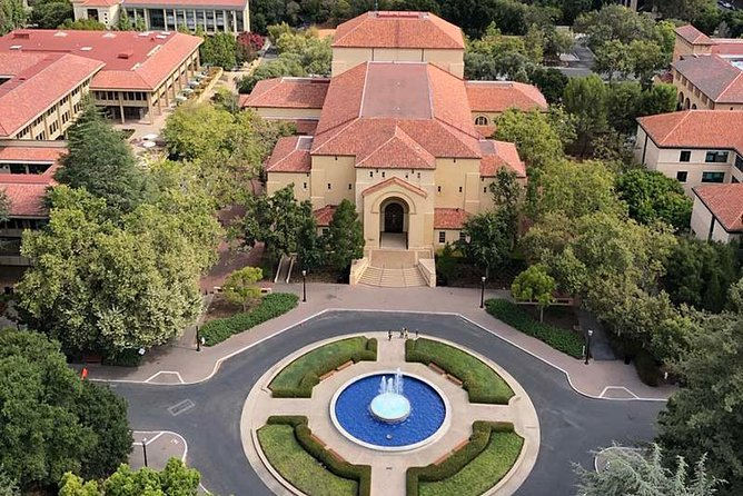 Silicon Valley Charter - Google Apple Facebook Stanford University etc 6 hrs