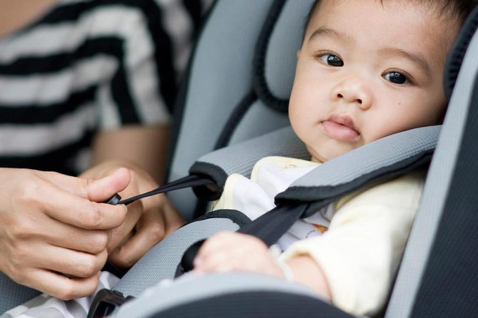 Sydney Airport Transfer with Two Free Baby Seats: Airport to City photo 3