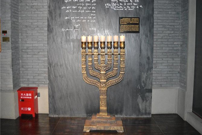 Mini Group: 3-hour Jewish Settlement in Shanghai Walking Tour