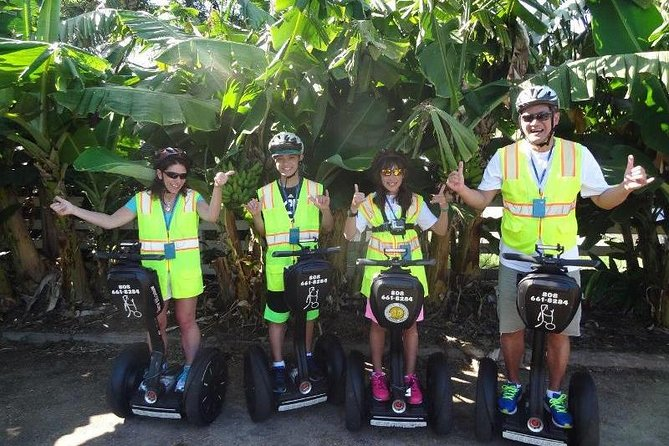 Segway PT Tours in Maui, Hawaii - Glide in Paradise