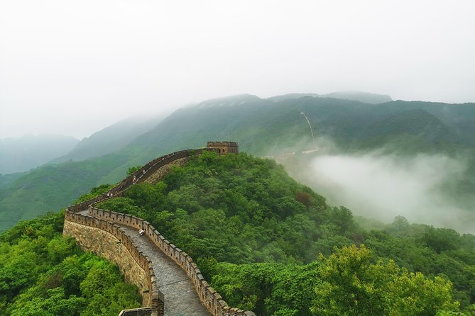 Private 1-day all-inclusive Mutianyu Great Wall + 1 mustsee Beijing attraction