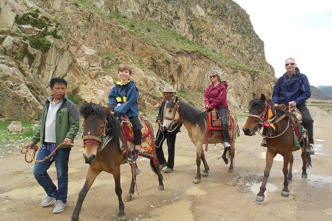 Tibet's panoramic nine-day tour: the holy city of Lhasa + Everest Base Camp + Shenghu Namco