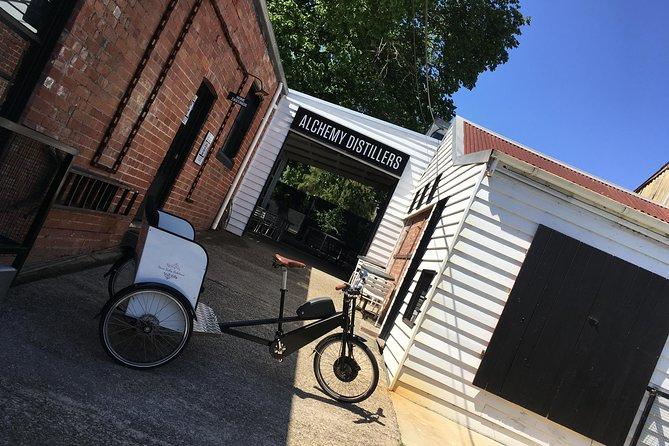 Yarra Valley Rickshaw rides in Healesville, Victoria
