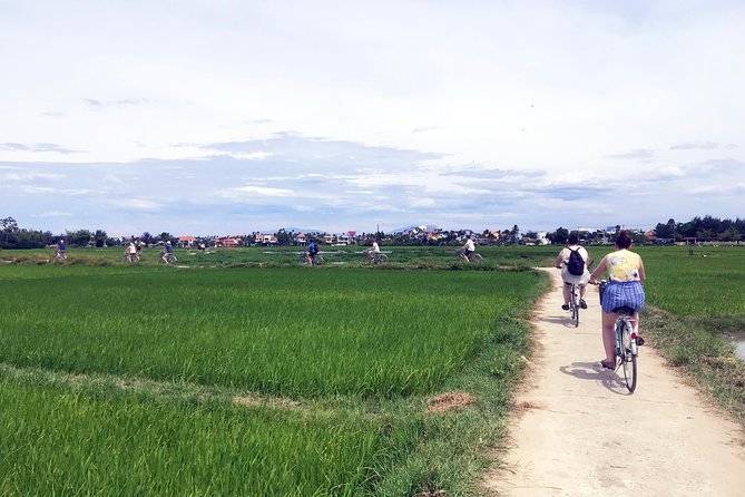 Explore Rural Life And Foot Massage - Hoi An Half Day Private Tour