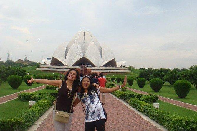 Full day sightseeing of Delhi