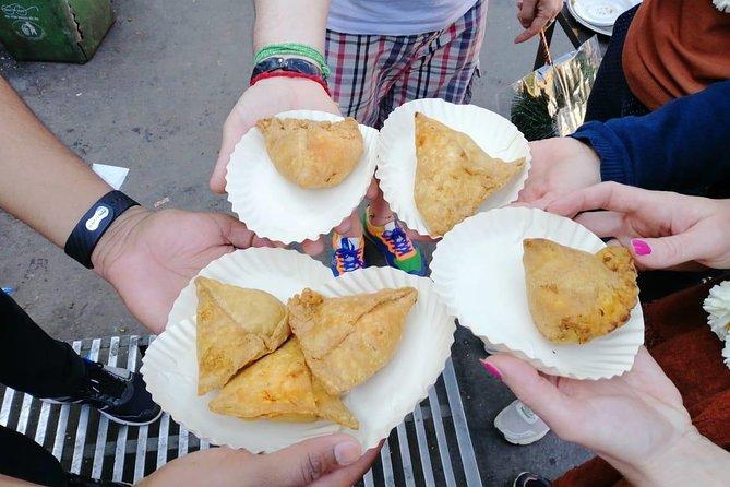 Evening Food & Bazaar Walk
