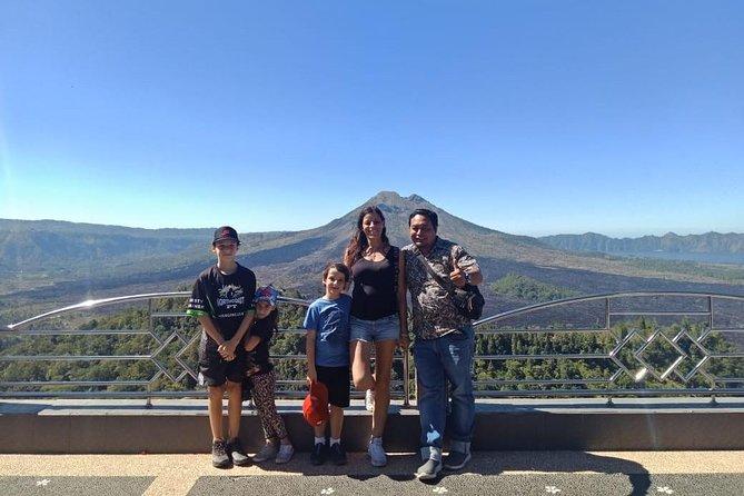 Bali Car Charter - Ubud and Kintamani Volcano Trip