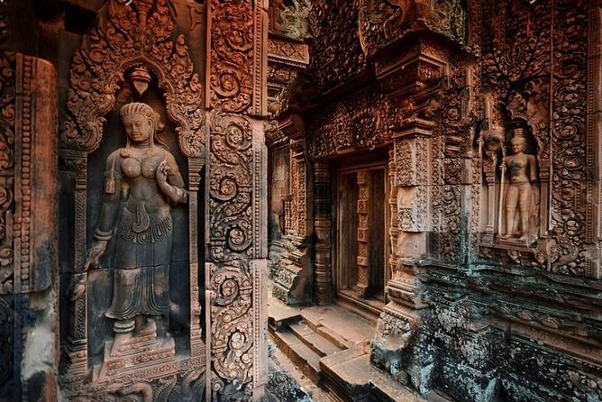 Full-Day Banteay Srei and Grand Circuit With English Guide photo 5