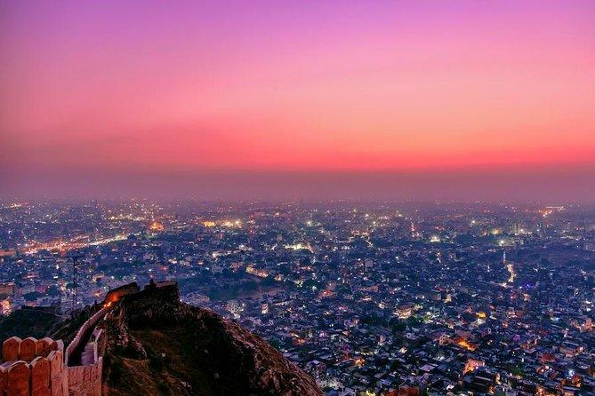 Jaipur Evening Sightseeing Tour- A Private Car Tour