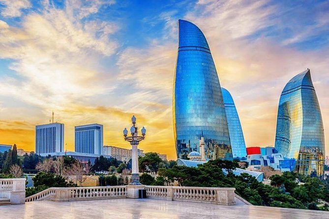 City Tour in Baku