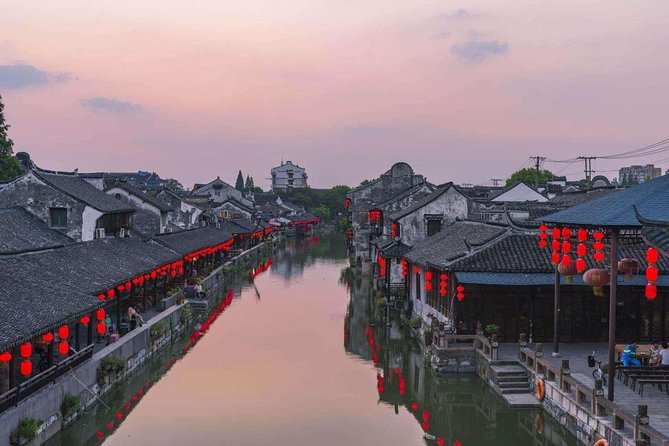 Fengjing Ancient Water Town Private Tour from Shanghai with Boat Ride photo 8