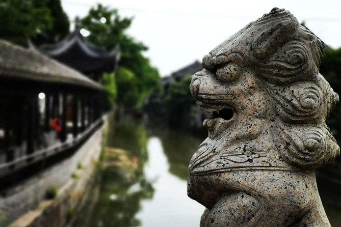 Fengjing Ancient Water Town Private Tour from Shanghai with Boat Ride photo 4