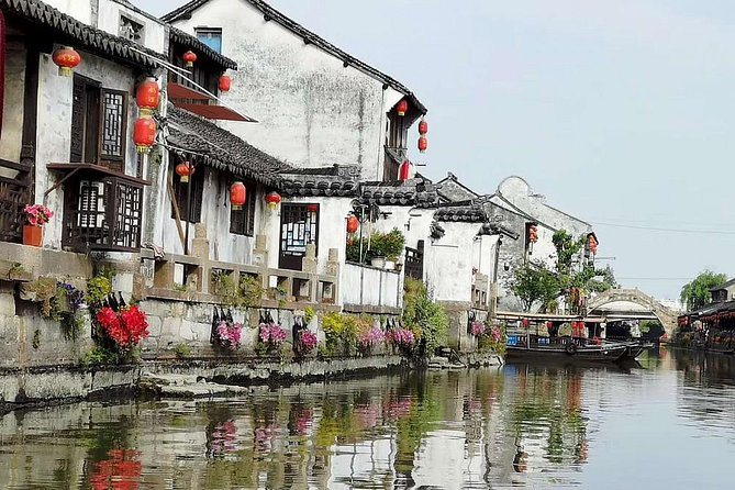 Fengjing Ancient Water Town Private Tour from Shanghai with Boat Ride photo 2