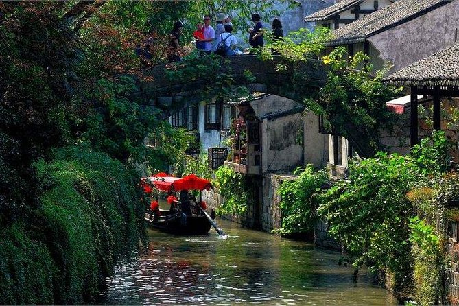 Fengjing Ancient Water Town Private Tour from Shanghai with Boat Ride photo 11
