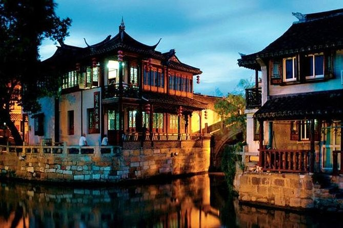 Fengjing Ancient Water Town Private Tour from Shanghai with Boat Ride photo 14
