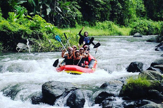 Rafting With VW ( Volkswagen ) Transfer