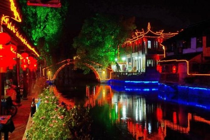 Fengjing Ancient Water Town Private Tour from Shanghai with Boat Ride photo 12