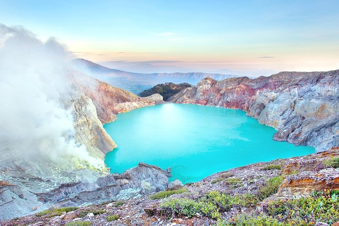 From Bali to Java: Escape to Mount Ijen's Blue Fire & Sunrise (with Breakfast)