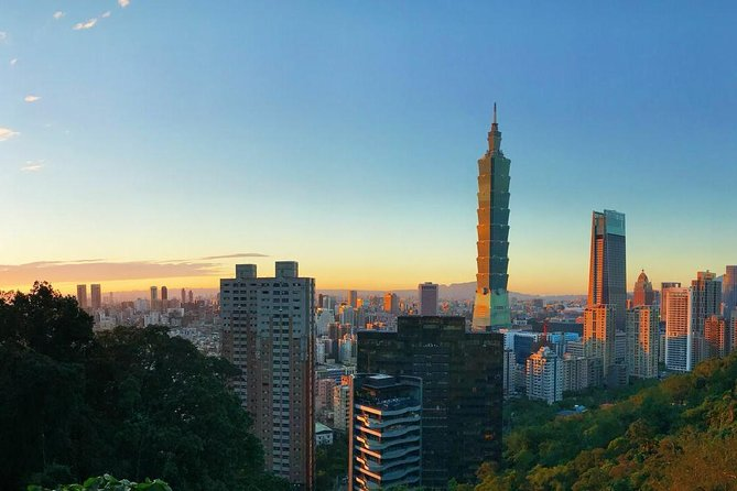 8-Hour Private Taipei Day Tour: PLANLESS