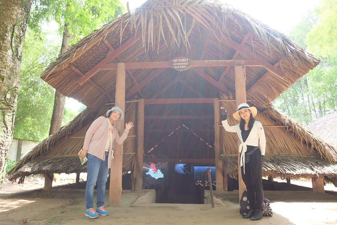 Ho Chi Minh City Highlights & Cu Chi Tunnels Historic Site : Top 1 Must See