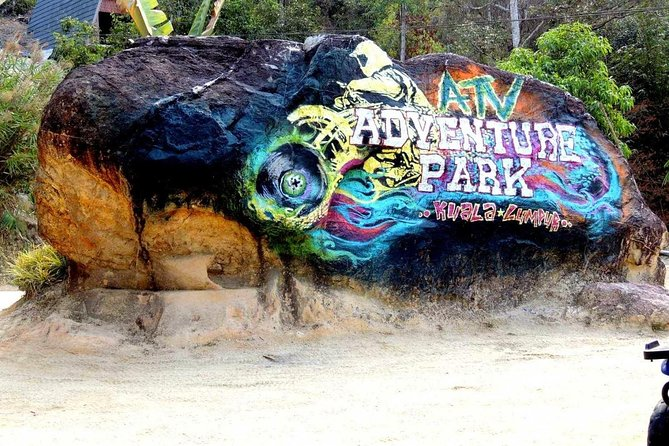 ATV Kuala Lumpur Adventure Park with including Lunch
