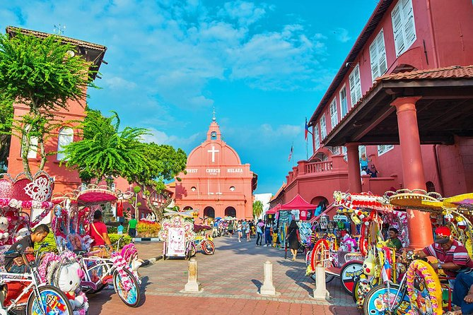 Historical Melaka Tour with Lunch (Private)